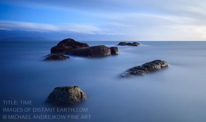 Vancouver-Island-Fine-Art-Seascape-Ocean-long exposure-Michael-Andrejkow