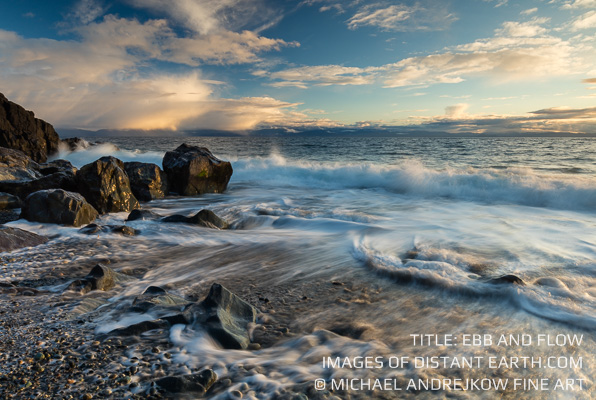 Vancouver Island Fine Art artwork seascape ocean surf waves tide coast luxury artwork home decorMichael Andrejkow