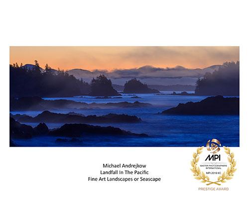 Master Photographers International Michael Andrejkow