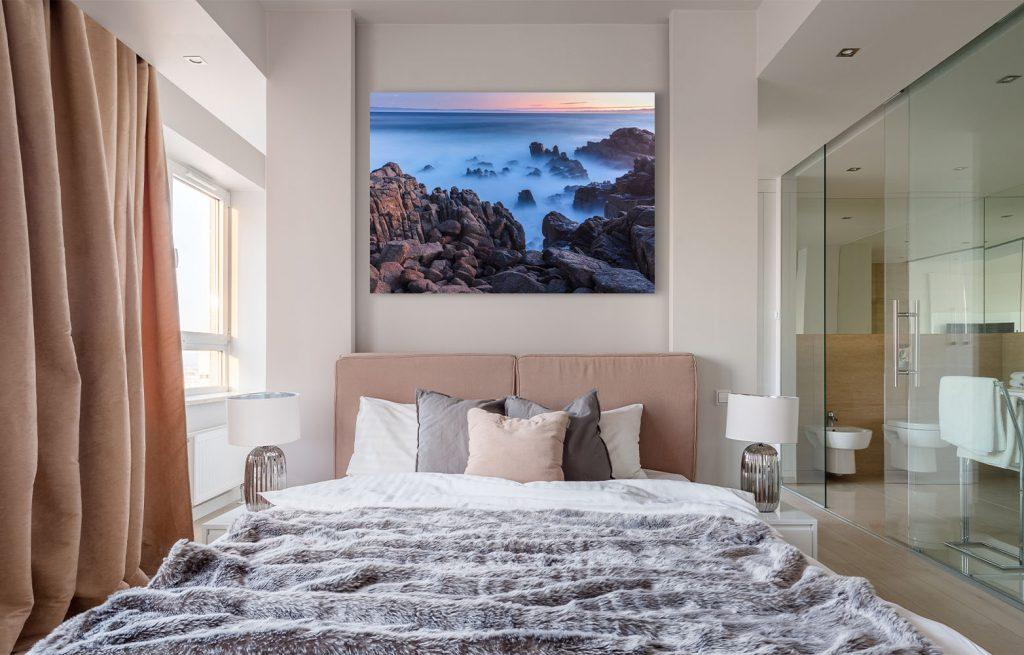 California Fine Art luxury home decor ocean seascape shore coast long exposure Michael Andrejkow
