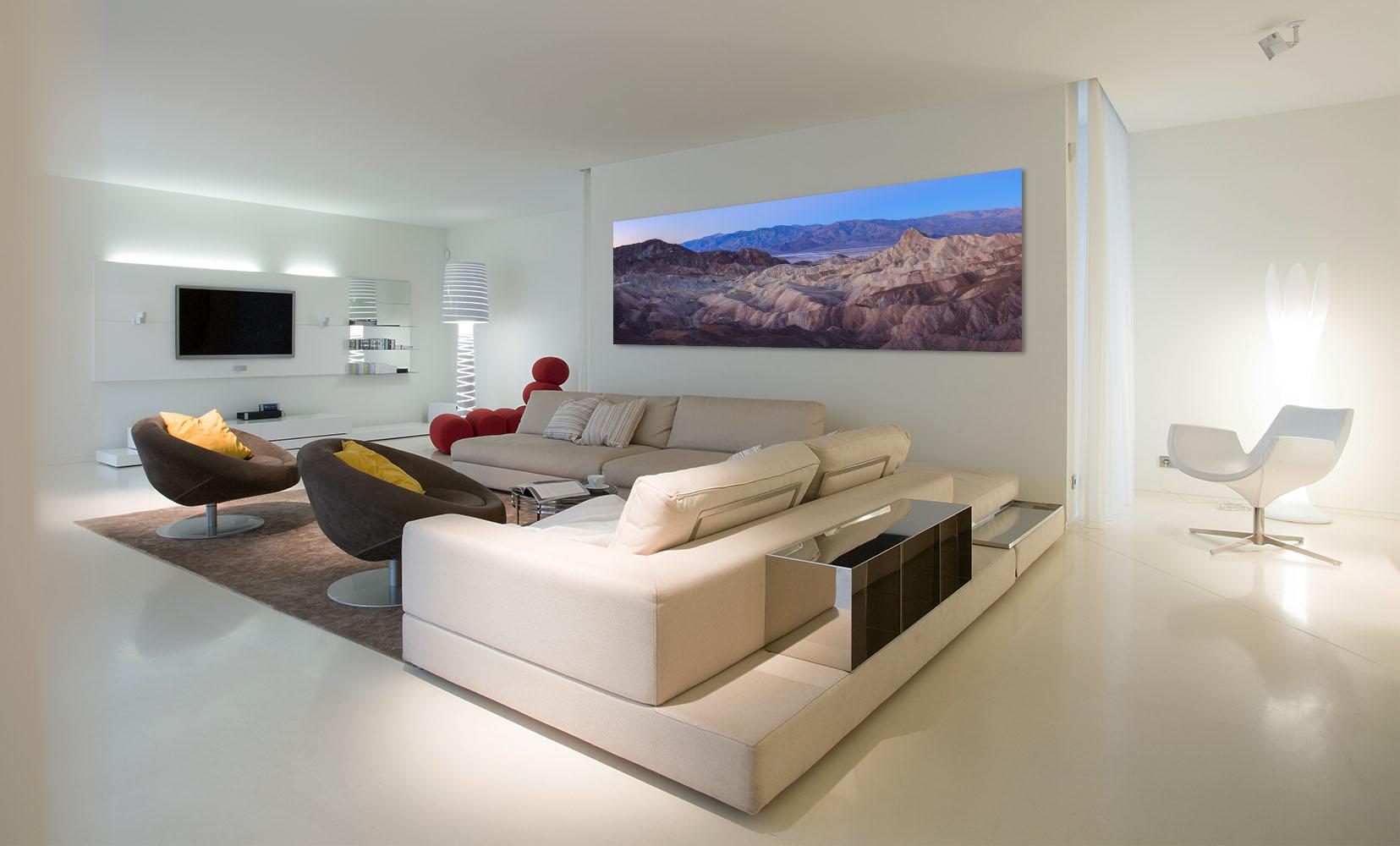 Death Valley Fine Art Luxury Home Decor Desert Mountains Artwork Michael Andrejkow