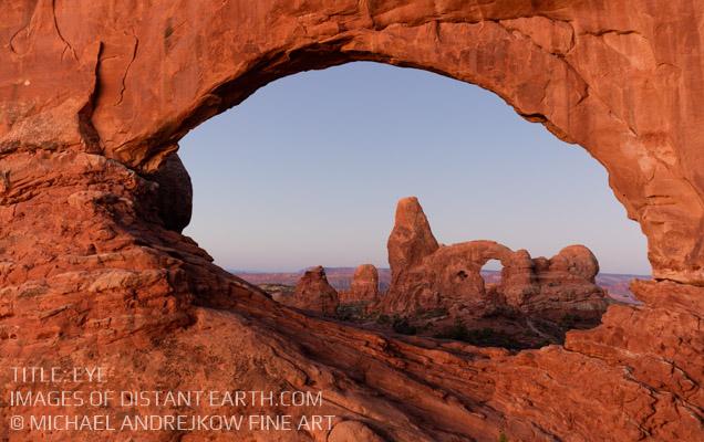 Moab Utah Fine Art Photography Prints for sale Desert Arch Sunrise Artwork Luxury Home Decor Eye Michael Andrejkow