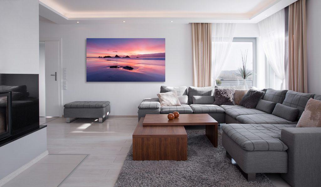 Oregon Fine Art Photography sea stack seascape ocean sunset Michael Andrejkow