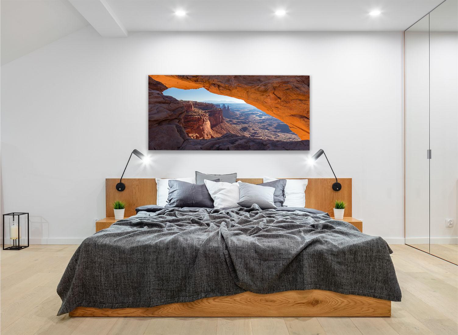 Utah Fine Art photography Prints Artwork Home Decor Interior Design Mesa Arch Utah Moab Michael Andrejkow