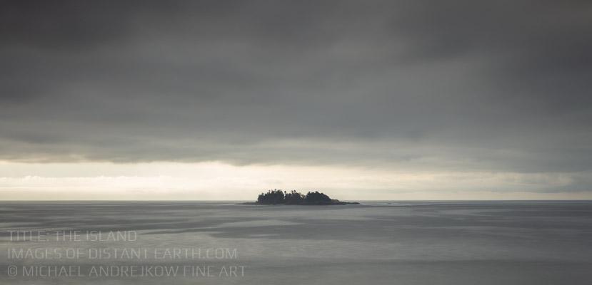 Vancouver Island Fine Art Gallery Artwork The Island ocean seascape Pacific Michael Andrejkow